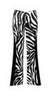 Missy broek zebra