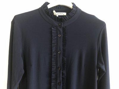 Angelle Milan blouse met ruches
