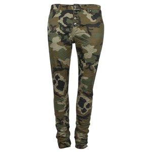Place du jour camouflage jeans