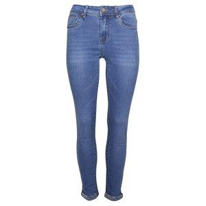 Norfy jeans met print omslag