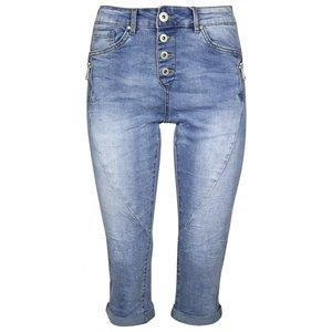 Norfy sportieve capri jeans