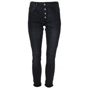 Norfy skinny jeans zwart