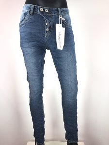 Jewelly baggy jeans 1053
