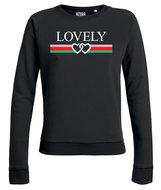 Lovely sweater black