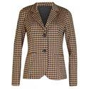 Angelle Milan blazer tweed style